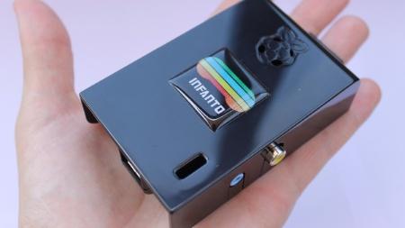 Crie seu próprio console Infanto por menos de 300 reais