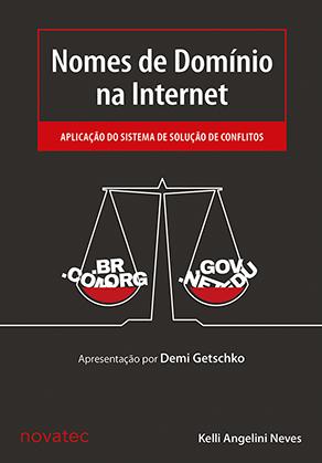 Novatec lança livro sobre domínios na internet