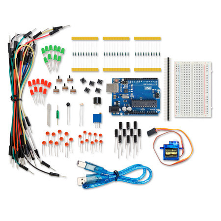 Kit Arduino Start - O sortudo da vez