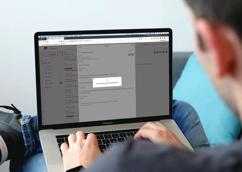 Tutanota Webmail